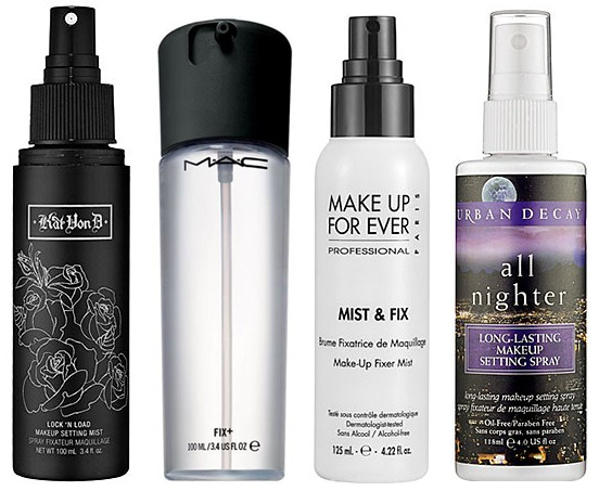Must Have Monday: Setting Spray!