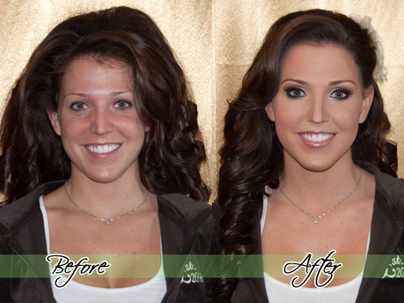 Airbrush Bridal Makeup Before And After : What Is Airbrush And Why Should I Do It? Lou Stevens