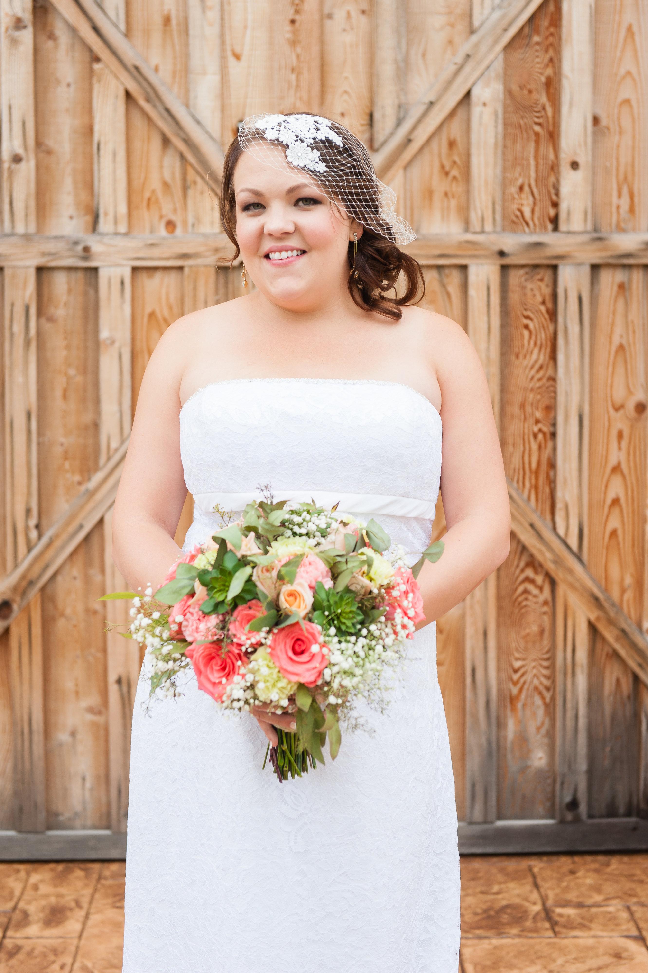 Our divine bride!