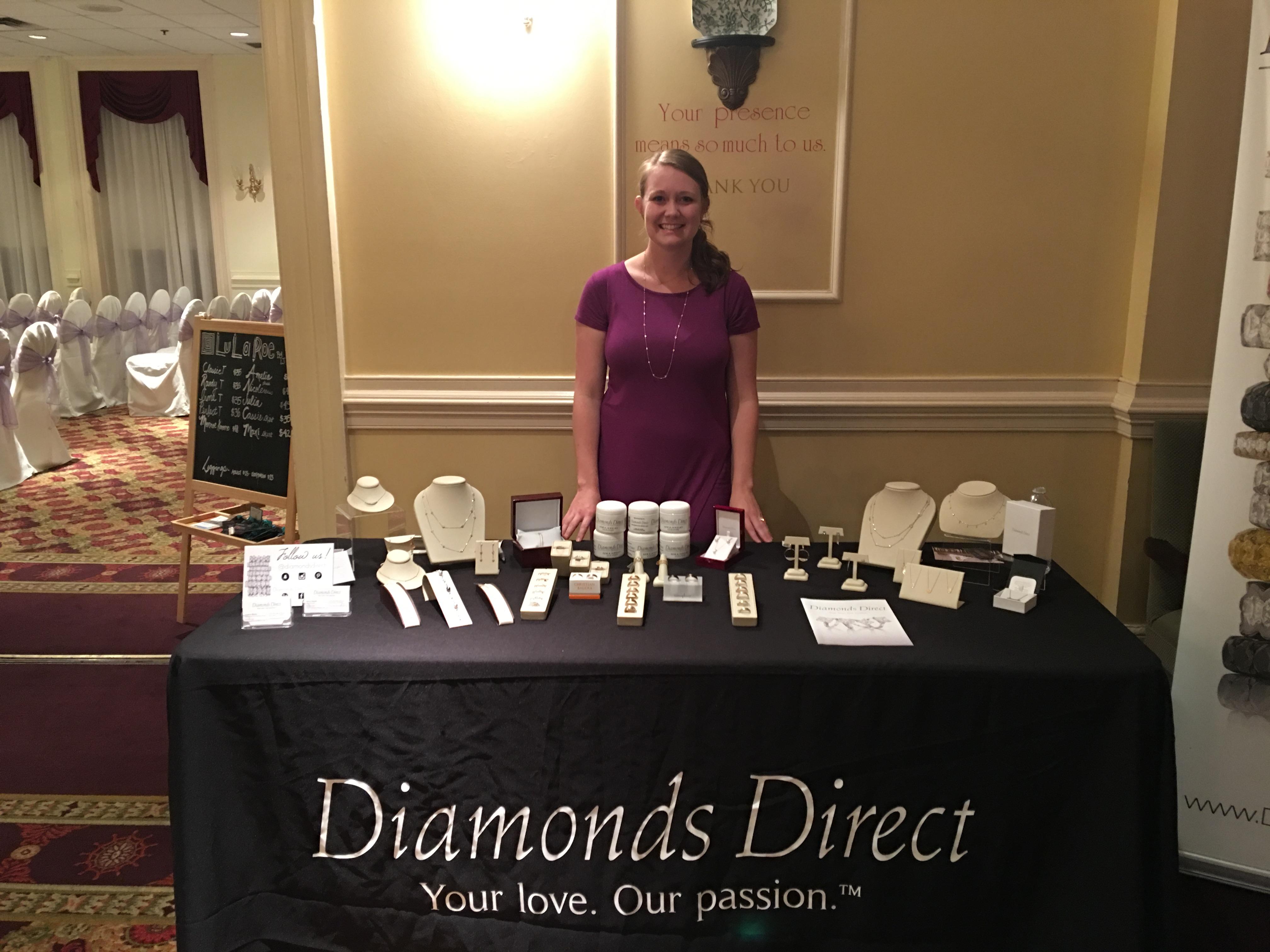Diamonds?  Yes, Please!
