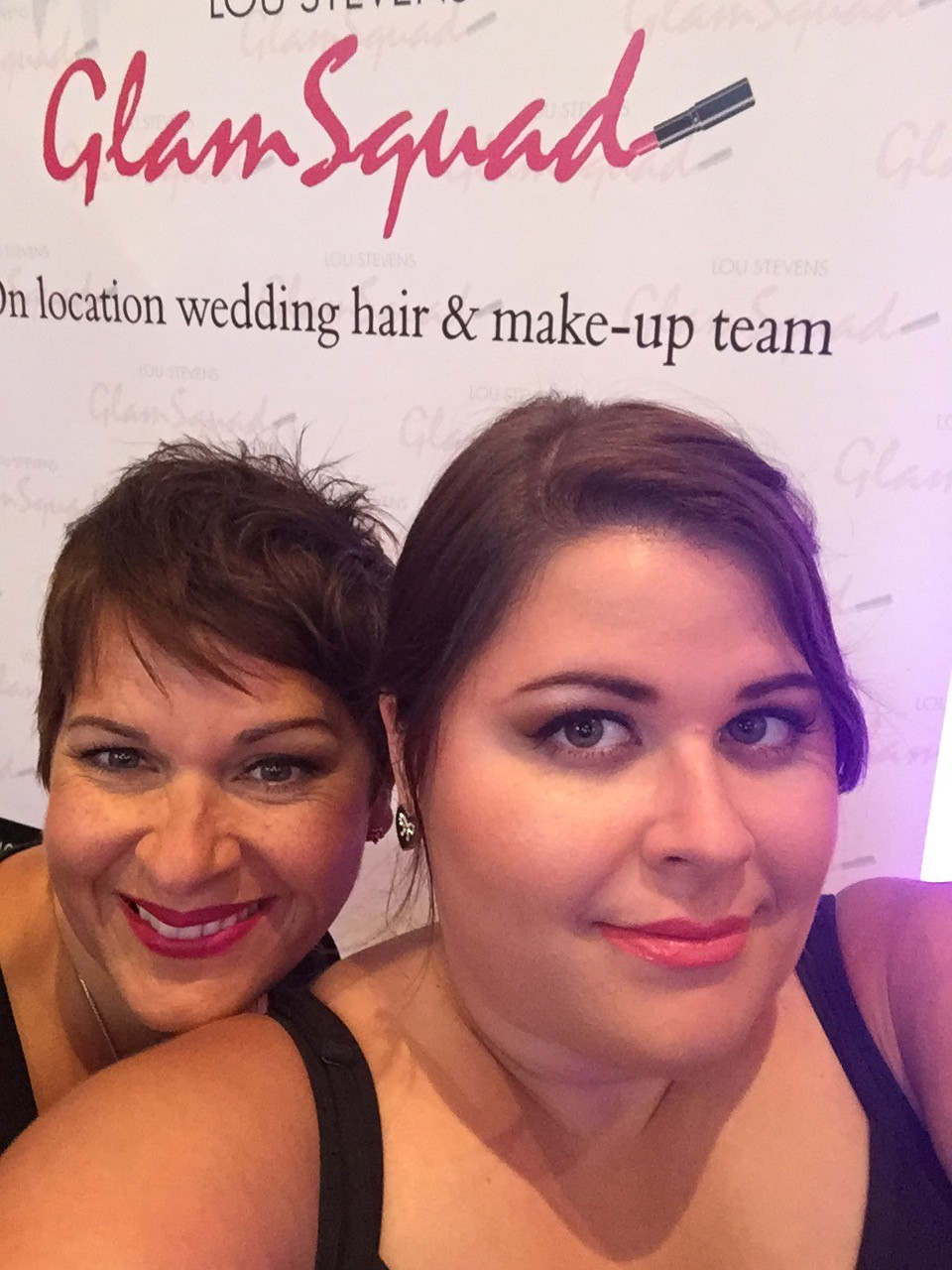 Lou and Malory are ready to talk to some brides!