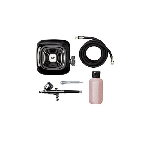 professional-airbrush-machine-with-gun-and-foundation-set