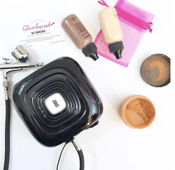 WORKSHOP Airbrush Makeup