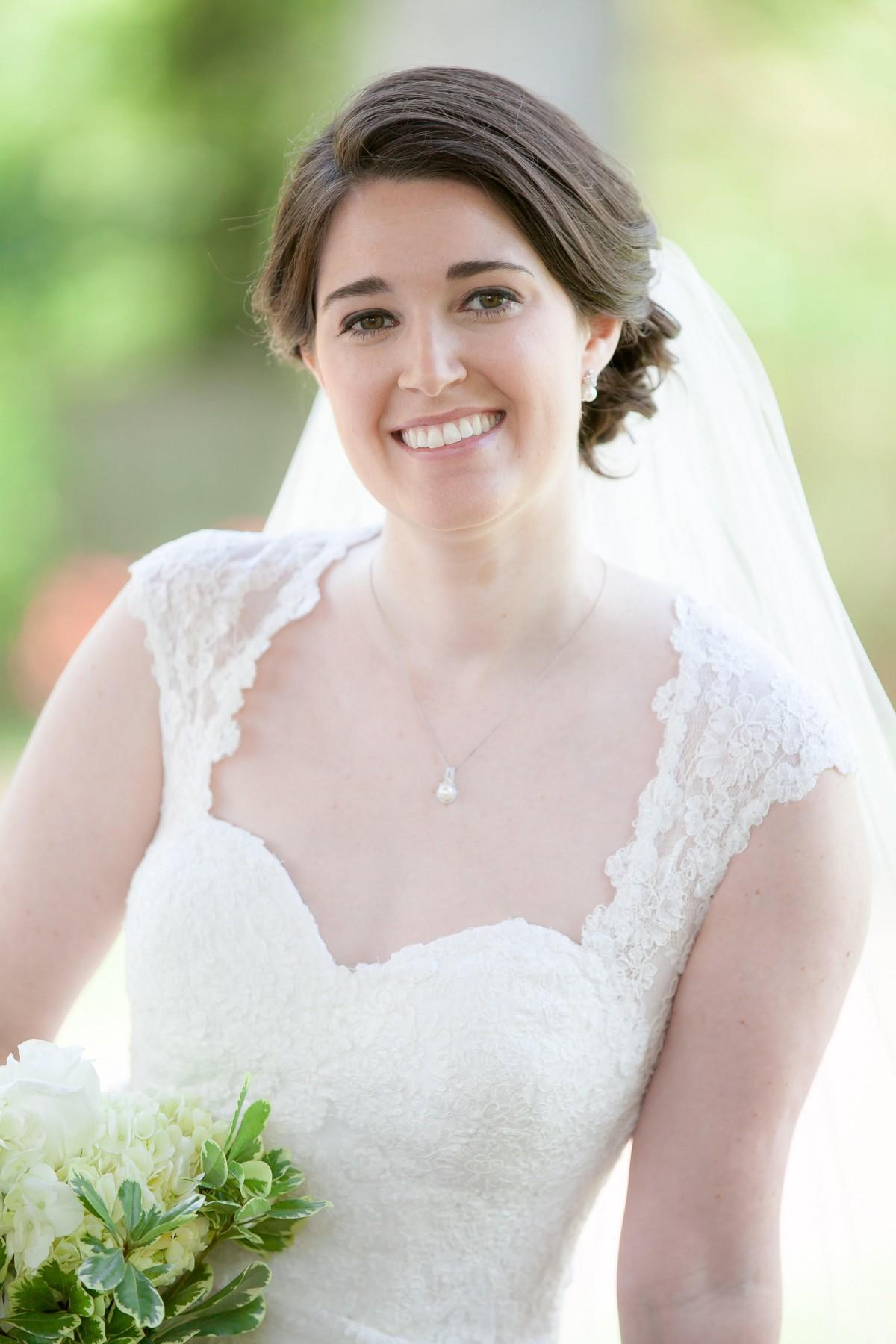 Bridal Portrait - Kate