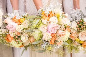 Spring themed floral arrangement